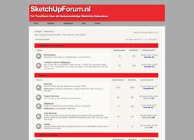 sketchupforum.nl