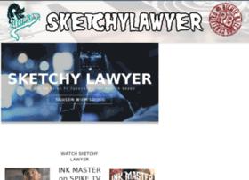 sketchylawyertattoos.com