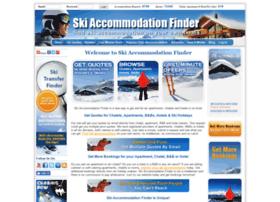 Ski-accommodation-finder.co.uk