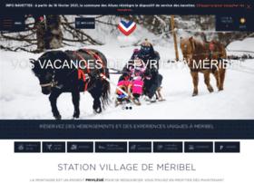 ski-area.meribel.net