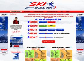 ski-calculator.com