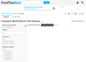 ski-passes.findthebest.com