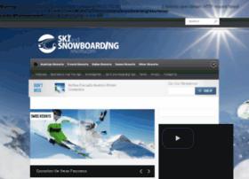 skiandsnowboardingresorts.com