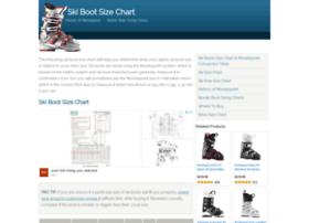skibootsizingcharts.com
