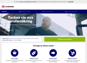 skickaenkelt.dbschenker.com