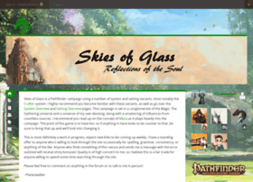 skies-of-glass.obsidianportal.com