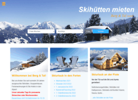 skihuettenagentur.de