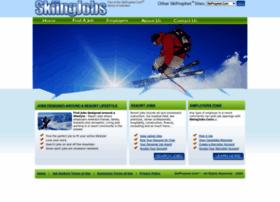 skiingjobs.com