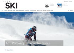 skiingmag.com