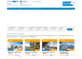 skiingproperty.com