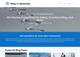 skiingthebackcountry.com