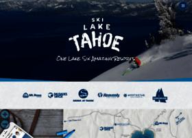 skilaketahoe.com