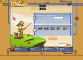 skillful.minitroopers.com