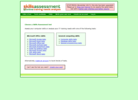 skills-assessment.net