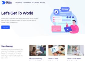 skillsforchange.com