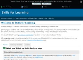 skillsforlearning.leedsmet.ac.uk