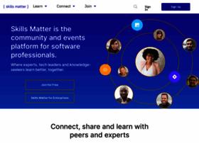 skillsmatter.com