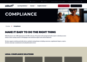 skillsoftcompliance.com