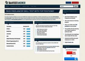skilltestanswer.com