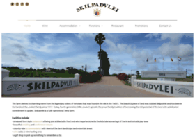 skilpadvlei.co.za