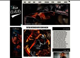 skin-artists.com