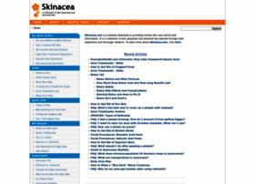 skinacea.com