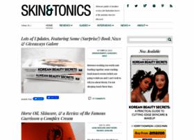 skinandtonics.com