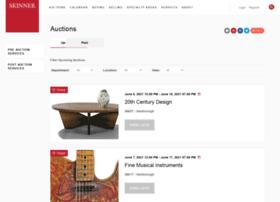 skinnerlive.auctionserver.net
