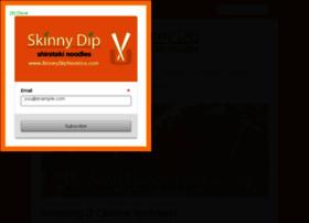 skinnydipnoodles.com