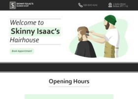 skinnyisaacs.com