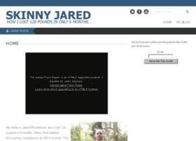 skinnyjared.com