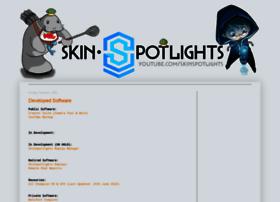 skinspotlights.com