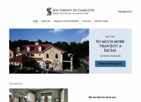 skintherapyofcharlotte.com