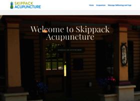 skippackacupuncture.com