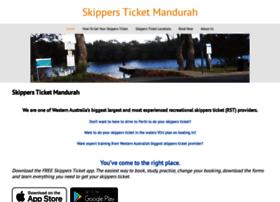 skippersticketmandurah.com.au