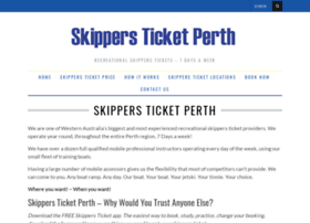 skippersticketperth.com.au