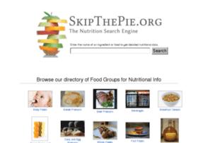 skipthepie.com