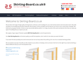 Skirtingboards.co.uk