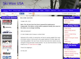 skiwax-usa.com