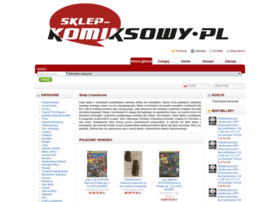 sklep-komiksowy.pl