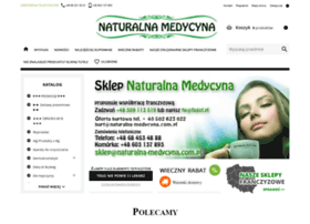 sklep-naturalna-medycyna.com.pl