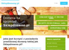sklepdrewno.pl