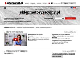 sklepmotoryzacyjny.pl