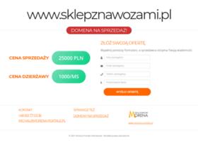 sklepznawozami.pl