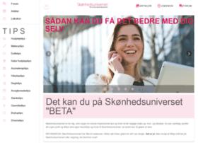 skoenhedsuniverset.dk