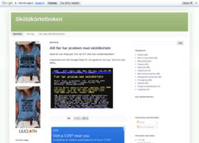 skoldkortel.blogspot.com