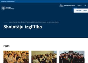 skolotajuizglitiba.lu.lv