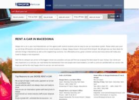 skopjerentacar.com.mk