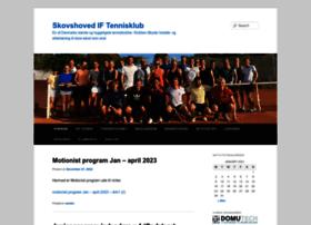 skovshoved-tennis.dk