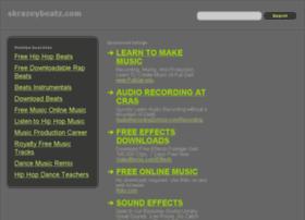 skrazeybeatz.com